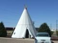 Wigwam Motel, Holbrook AZ 2012