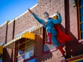 Superman, Metropolis, Illinois.